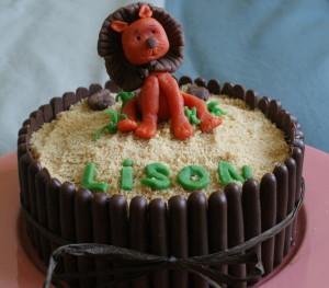 6 ans de Lison